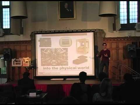 TEDxCornellUniversity - Jeremy Blum - Open Source Society