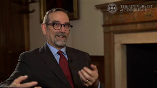 Interview with Prof Jeffrey Stout - Gifford Lecture series 2017