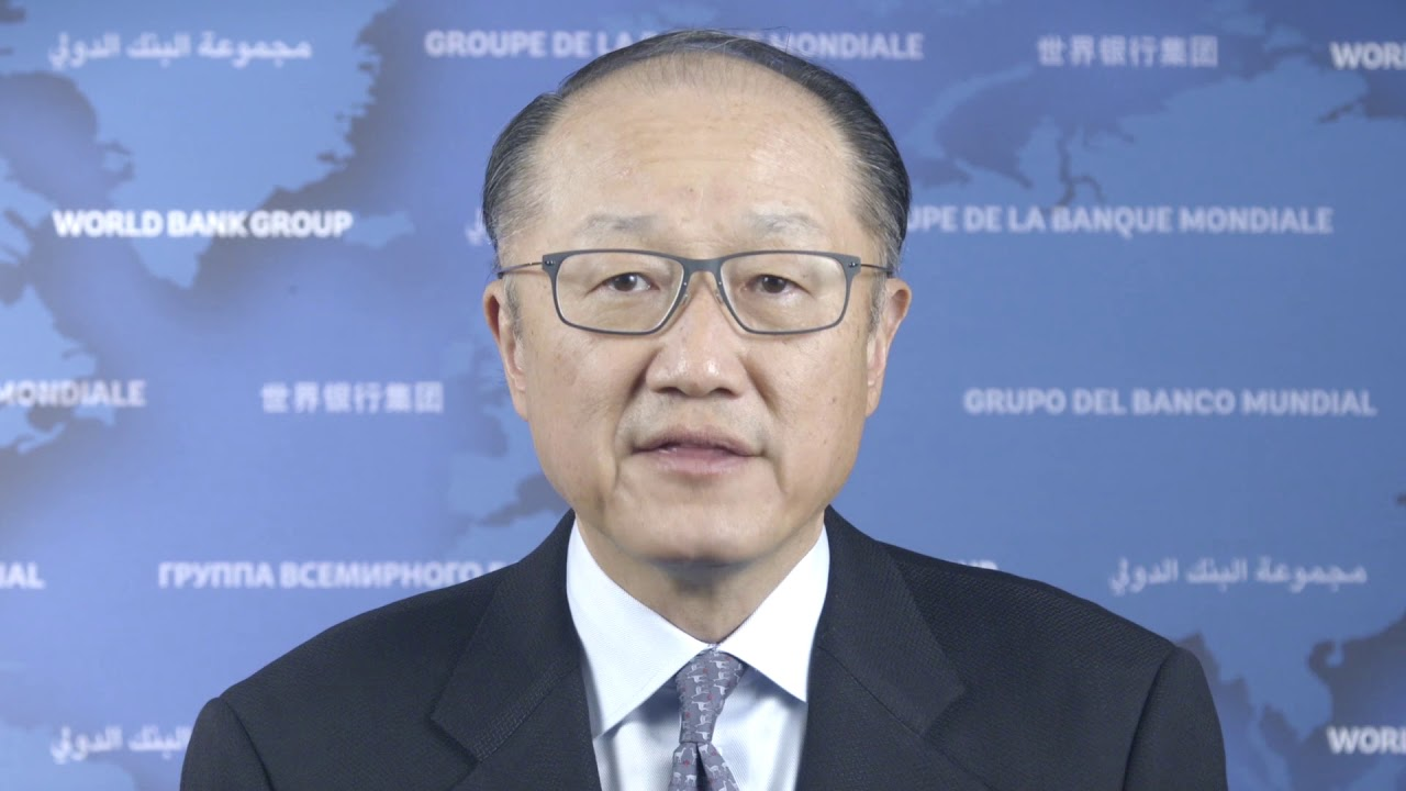 World Bank Group President Kim: We Are Proud To Be a Champion for LGBTI Inclusion
