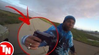 youtuber de motovlog  assaltado enquanto gravava vdeo