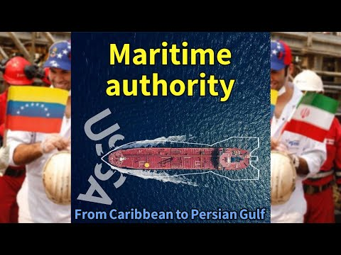 Video Clip: Maritime authority from Caribbean to Persian Gulf