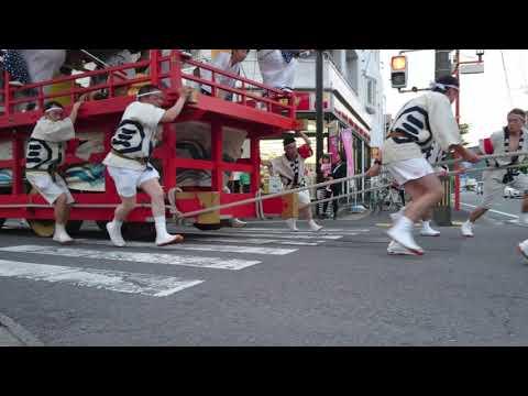 【4K】臼杵祇園まつ…