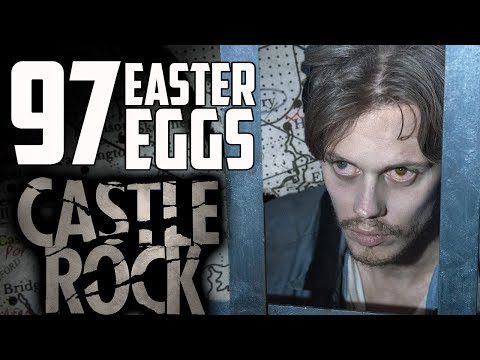 Castle Rock - Every Easter Egg and Stephen King Secret