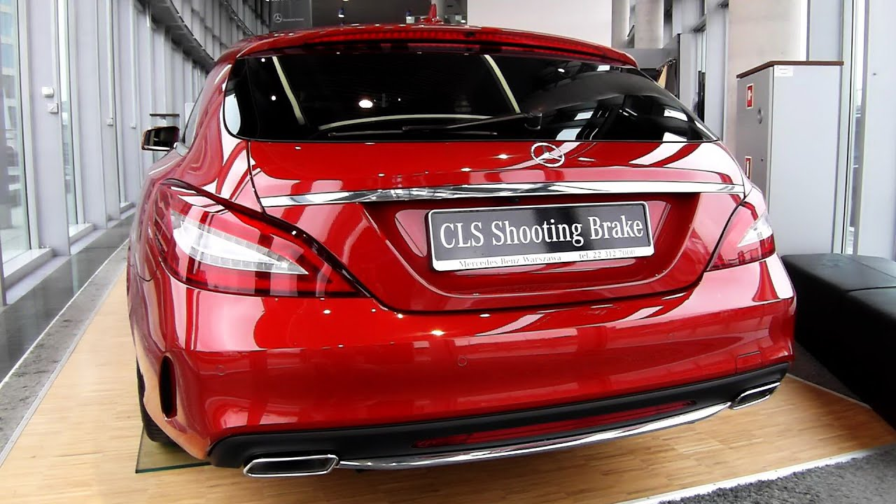 2015 mercedes-benz cls shooting brake 350 v6 cdi bluetec 4matic