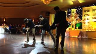 Dance at Atul & Shagu