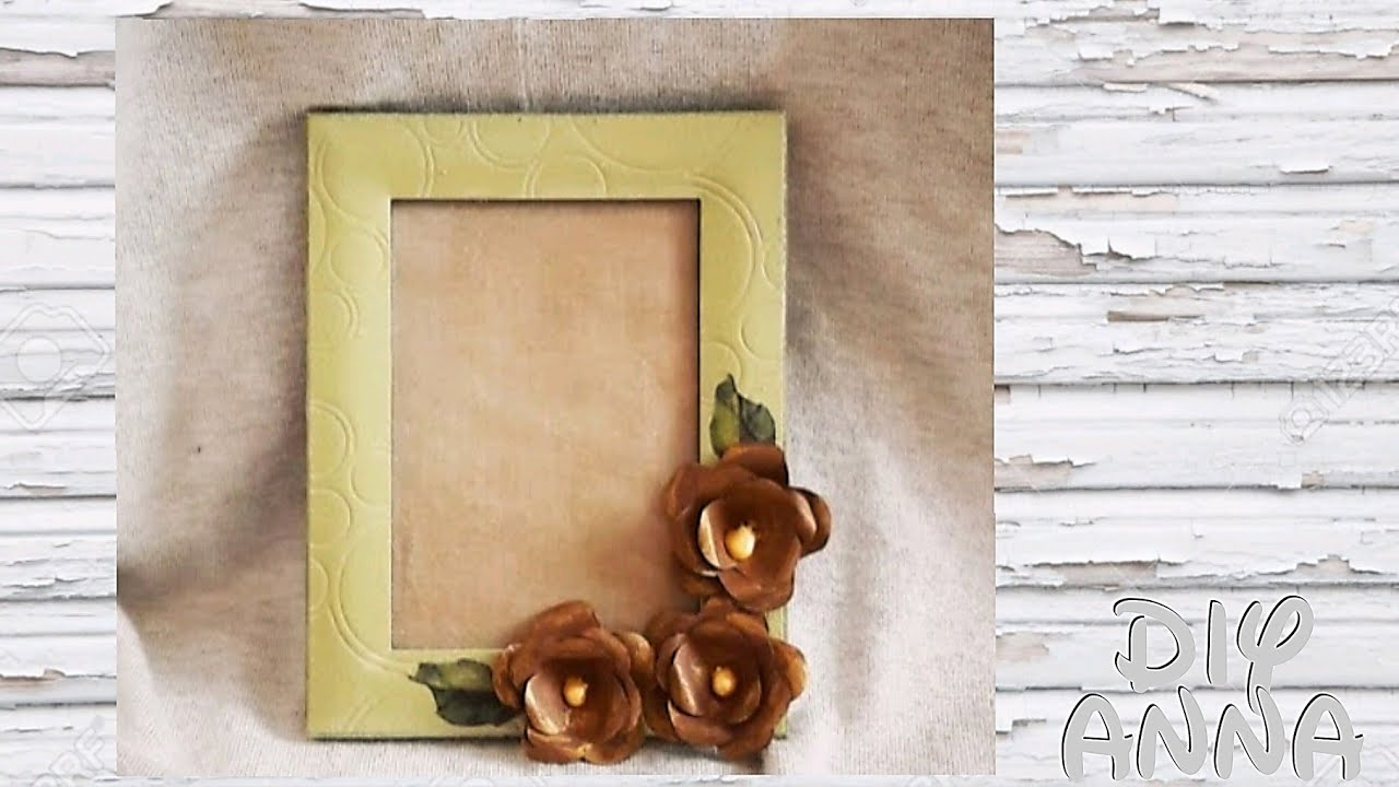 Decoupage shabby chic picture frame with roses diy ideas decoupage shabby chic picture frame with roses diy ideas decorations craft tutorial youtube jeuxipadfo Image collections