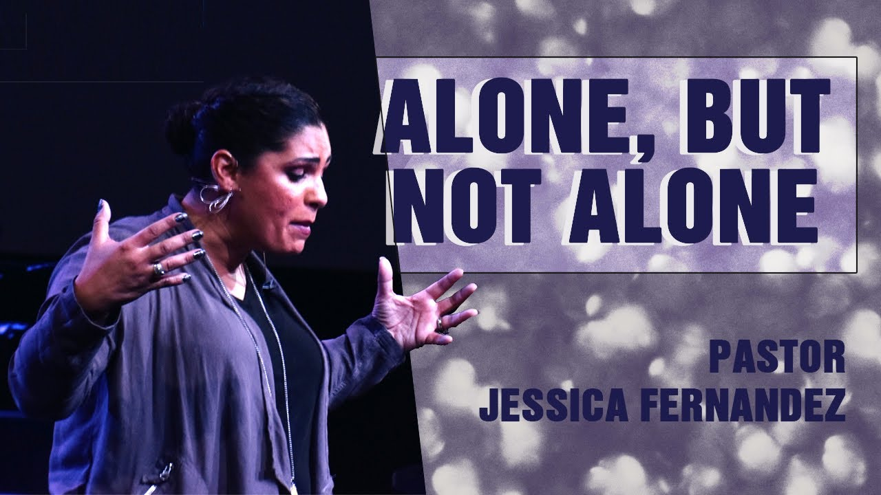 Alone, But Not Alone