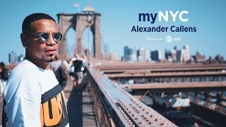 myNYC: Alexander Callens // Presented by AT&T