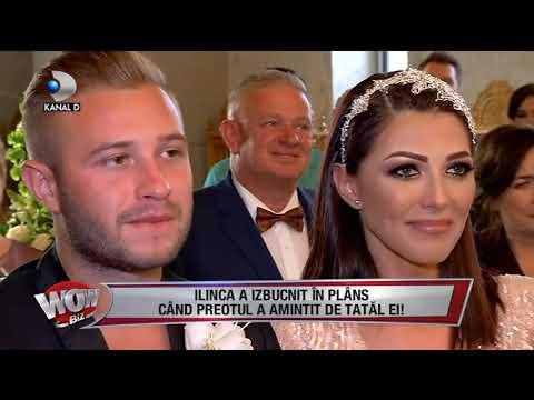 WOWBIZ (16.10.2017) - Lacrimi si distractie la nunta Ilincai Vandici! Partea II