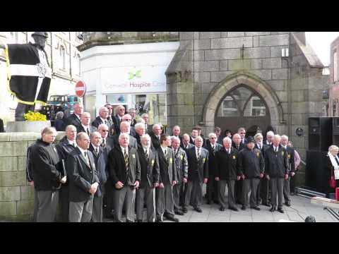 Four Lanes Male Choir: Hail To The Homeland