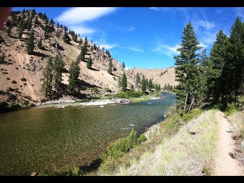 Middle Fork Of The Salmon River - Idaho - July 2019 (Highlights Of A 6 Day / 100 Mile Trip)