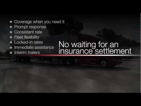 Rental Trailer Insurance Alternatives: Semi-trailer Rental & Leasing