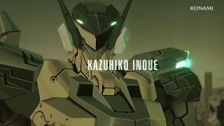 ANUBIS ZONE OF THE ENDERS : M∀RS オープニングトレーラー