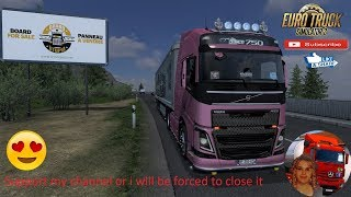 Euro Truck Simulator 2 (1.36)   RPIE VOLVO FH16 2012 Grand Utopia map v1.7 Delivery DLC Schwarzmuller Ownable Trailer by SCS Software + DLC's & Mods https://forum.scssoft.com/viewtopic.php?f=35&t=281356  Support me please thanks Support me economically at