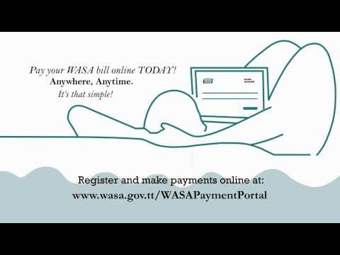 WASA Online Payment Service