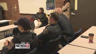 Meriden Police Department completes Narcan training