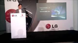 LG G Flex al detalle