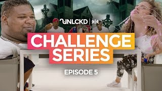 BIG NARSTIE SLAPPED WITH RUBBER TOY... | UNLCKD Challenge Series | EPISODE 5