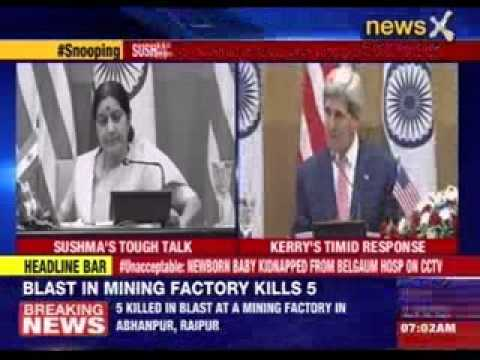 John Kerry to meet PM Modi before flying back to US today