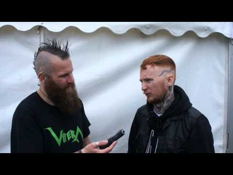 Frank Carter Reading Festival Interview 2015