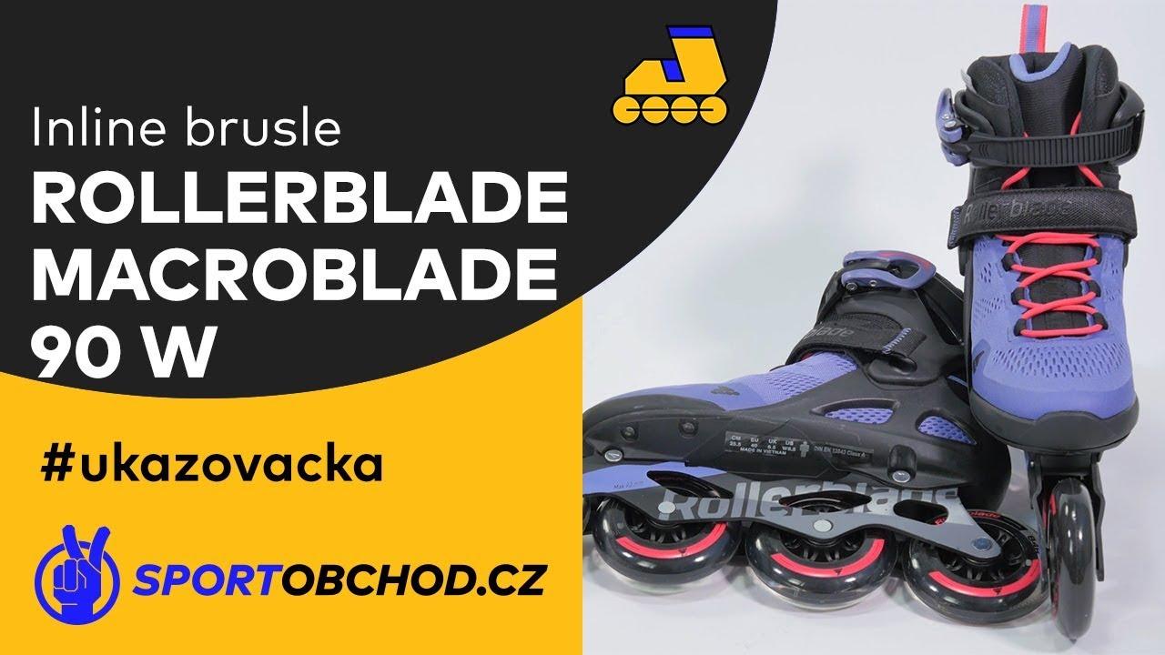 Rollerblade Macroblade 90 W Inliner Damen