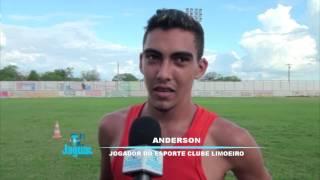 Anderson fala da força e raça do esporte para a estreia do Esporte na 2ª