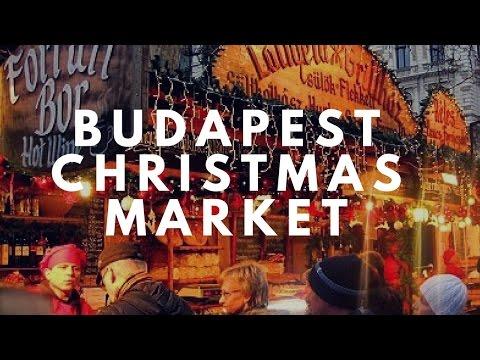Budapest Christmas Market 2016