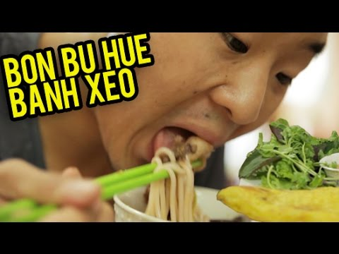 CENTRAL VIETNAMESE FOOD (Bun Bo Hue, Banh Xeo) – Fung Bros Food