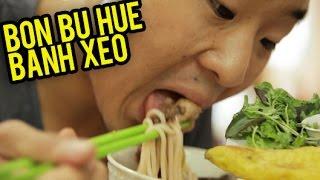 FUNG BROS FOOD: Central Vietnamese (Bun Bo Hue, Banh Xeo) Thumbnail