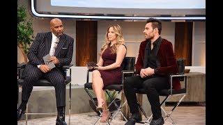 Steve Harvey TV Show: Celebrity Astrologer The Leo King Help Royce Find Love