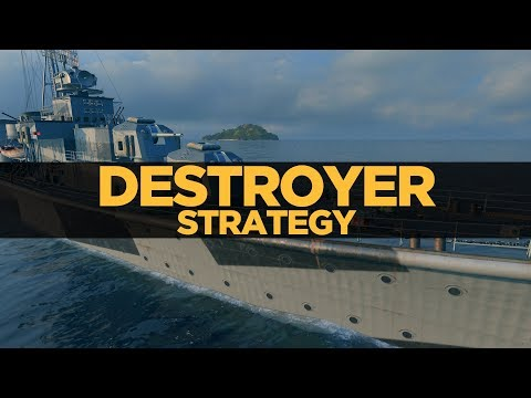 Destroyer Strategy