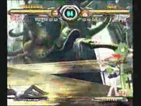 C3 Fighter Frenzy GGXX:AC Matches