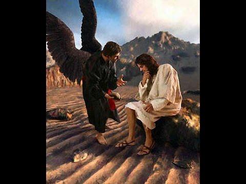 The devil tempts jesus christ - 1 10