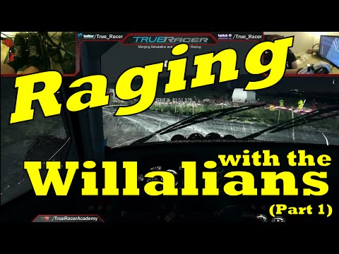 DiRT Rally Game: Raging with the Willalians (Part 1) |