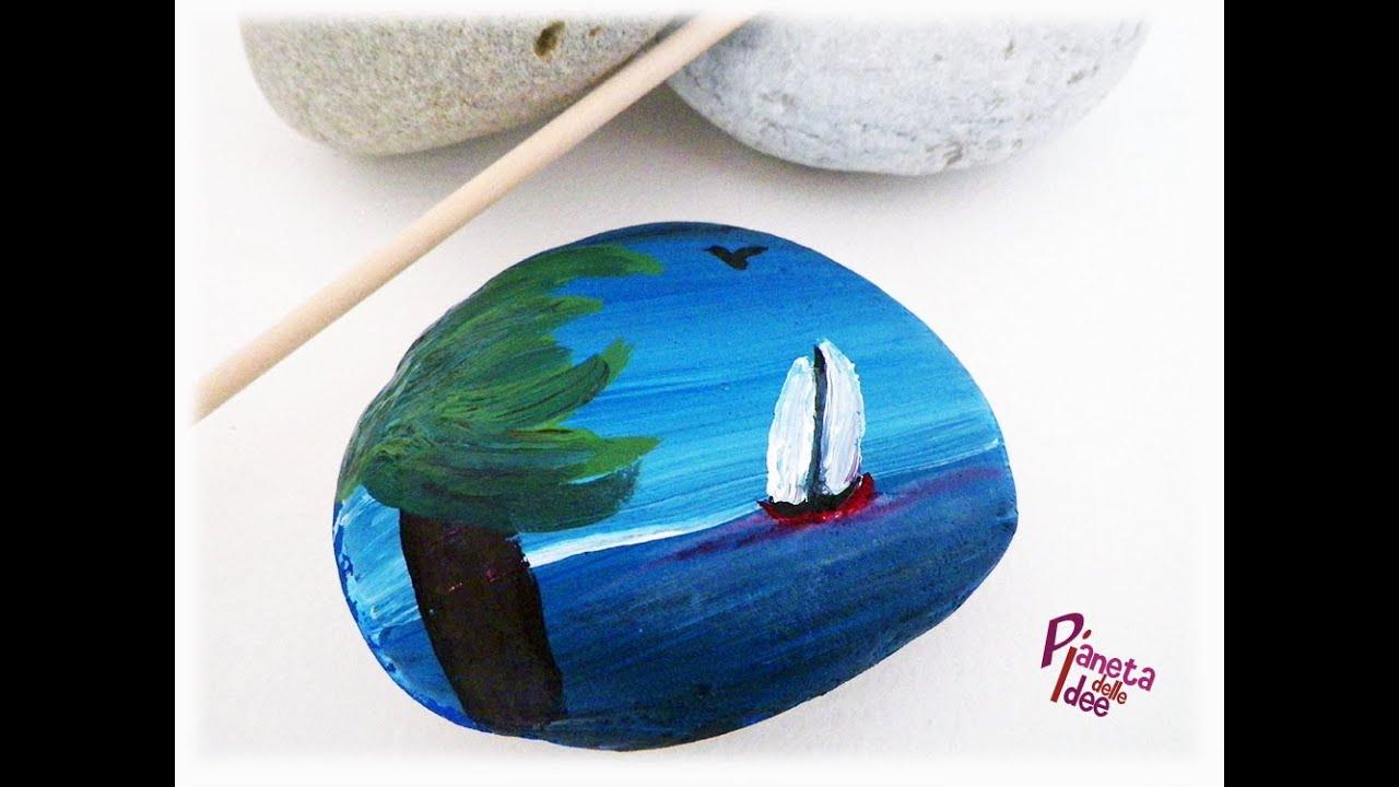 Idee Per Dipingere Sassi : Arteterapia con i sassi nuova tecnica per alleviare lo stress