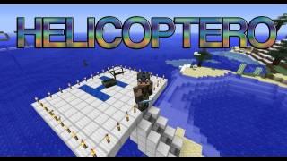 Minecraft MODS - Helicoptero
