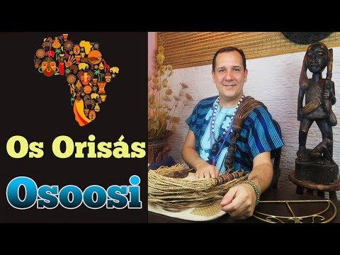 Orisa Osoosi / Oxossi - Série Os Orisás - Programa Universus #34