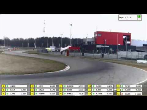 Final Junior Rotax Max Euro Challenge 2013 Genk / Belgium