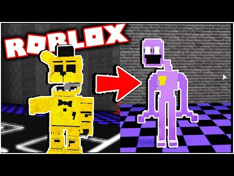 Ultimate Custom Night RP Morphs! Five Nights at Freddy's Roblox thumbnail