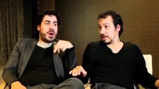 Alexandre et Simon Astier jeu des 7 familles