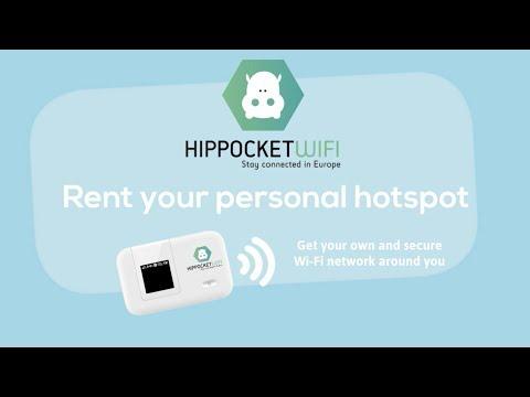 HIPPOCKETWIFI - pocket wifi rental in France and Europe