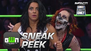 Rosemary Strikes Fear into KC Spinelli | GWN Sneak Peek | One Night Only: Canadian Clash