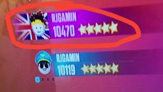 THERE'S ANOTHER RJGAMING ON JUST DANCE 2018 WII