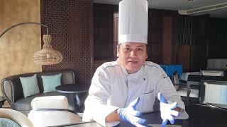 Introducing Chef Benji and his Cantonese Menu; Benji's Cut