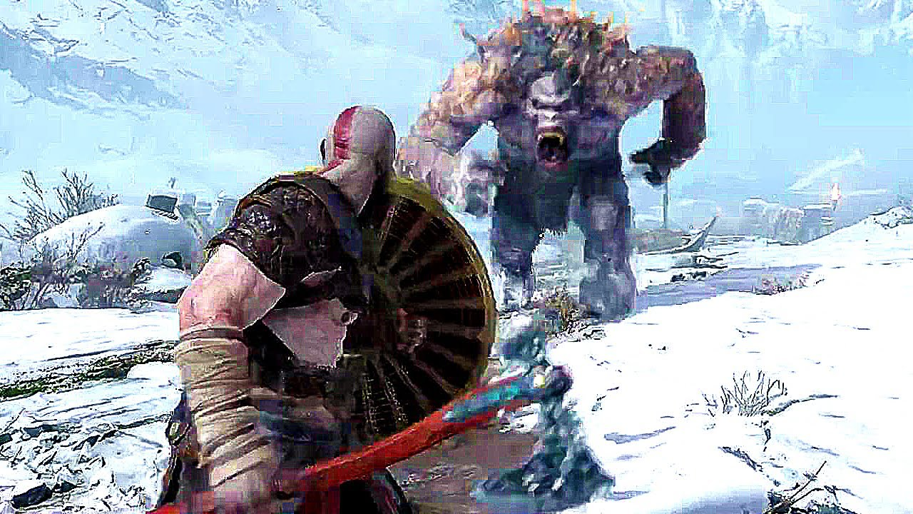 god of war 4 uncut
