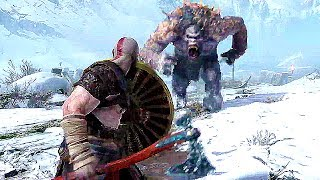 GOD OF WAR 4 - 15 Minutes of Gameplay Demo PS4 (2018) thumbnail