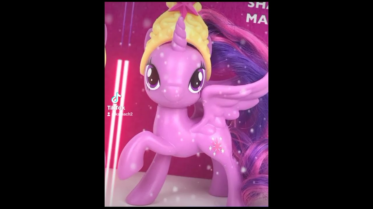 my little pony doll character