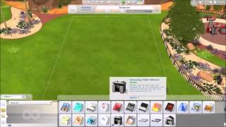 The Sims 4: Tutorial How to get Debug Objects