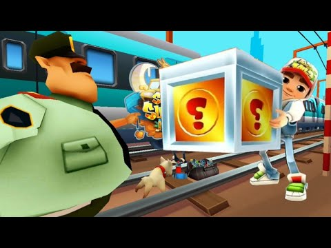 Subway Surfers Bali- Weekly Name Hunting
