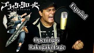 Download Lagu Black Clover/ Opening 6/ Rakugaki Page(COVER ESPAÑOL) Feat. Arnold02 - Sekai134 mp3